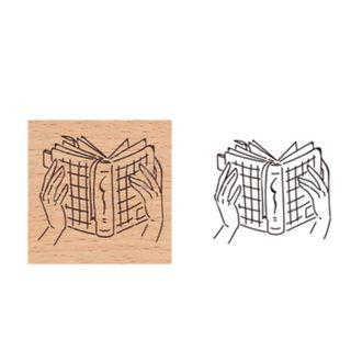 Rubber Stamp (Reading) (Ref No.: 464)