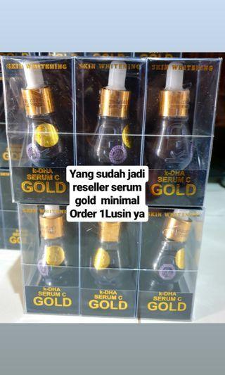 SERUM GOLD FOR RESELLER