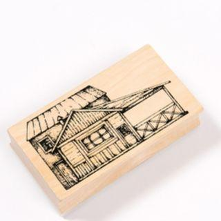 Rubber Stamp (House) (Ref No.: 469)