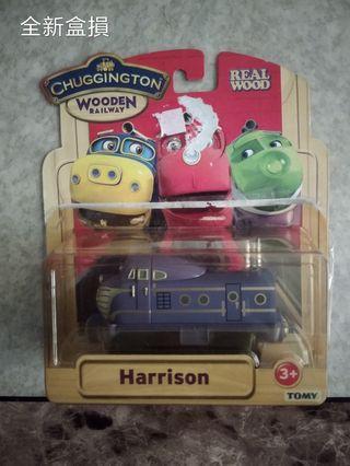 (全新盒損) CHUGGINGTON 恰恰特快車~哈雷森