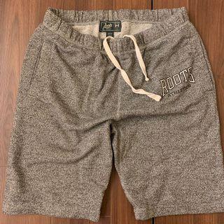 ROOTS Sweat Short 棉短褲 XS