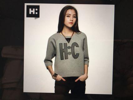 H connect 太空棉上衣