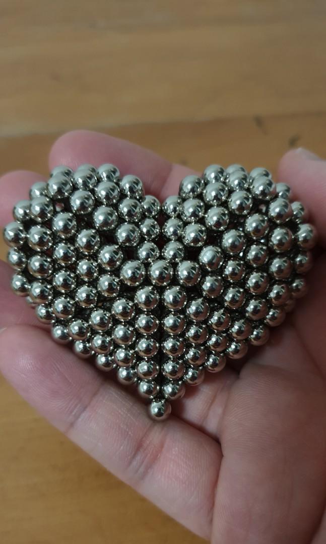 5MM Zen magnet/ Neodymium magnet / Neocube / Magnet ball