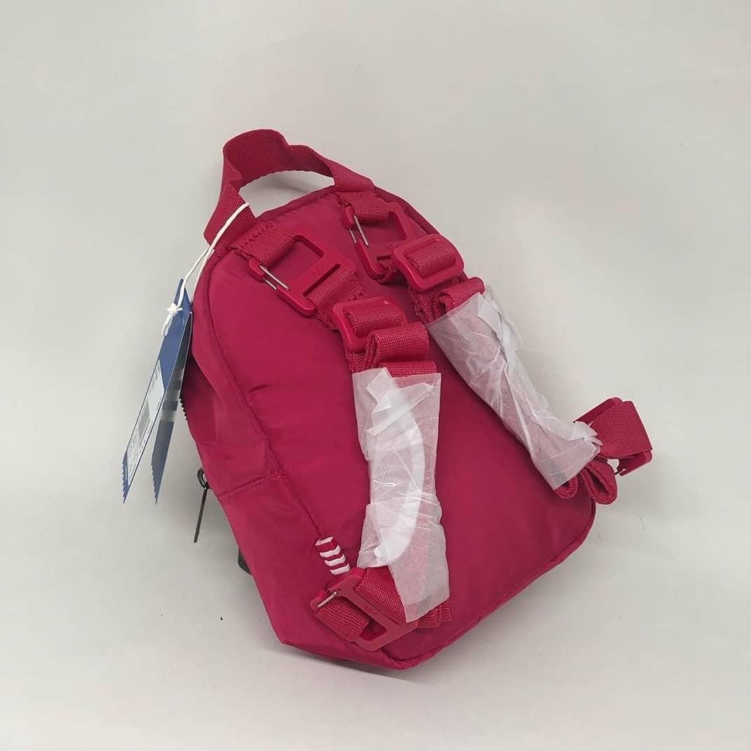 Adidas Mini Classic Mini backpack (also can be worn crossbody) 14×21×8
