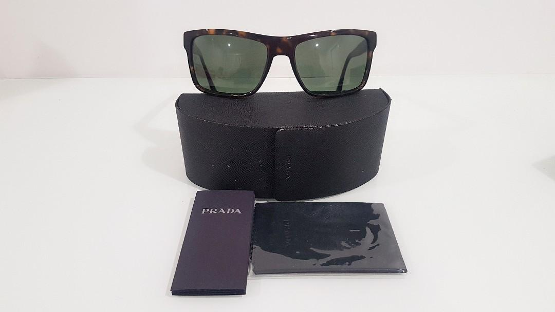Authentic Prada Sunglasses Blushed Matte SPR01S RP$350