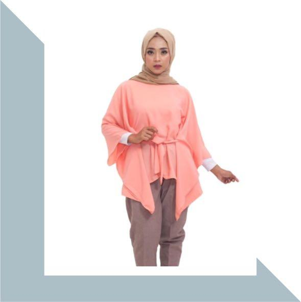 Blouse Batwing Clove Top