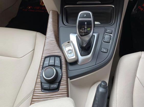 BMW 328I (F30) 2012