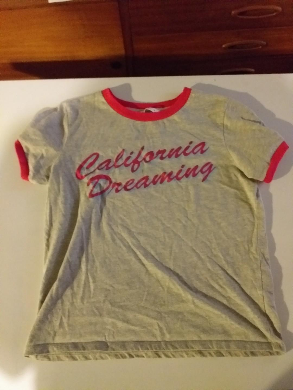 California dreaming shirt