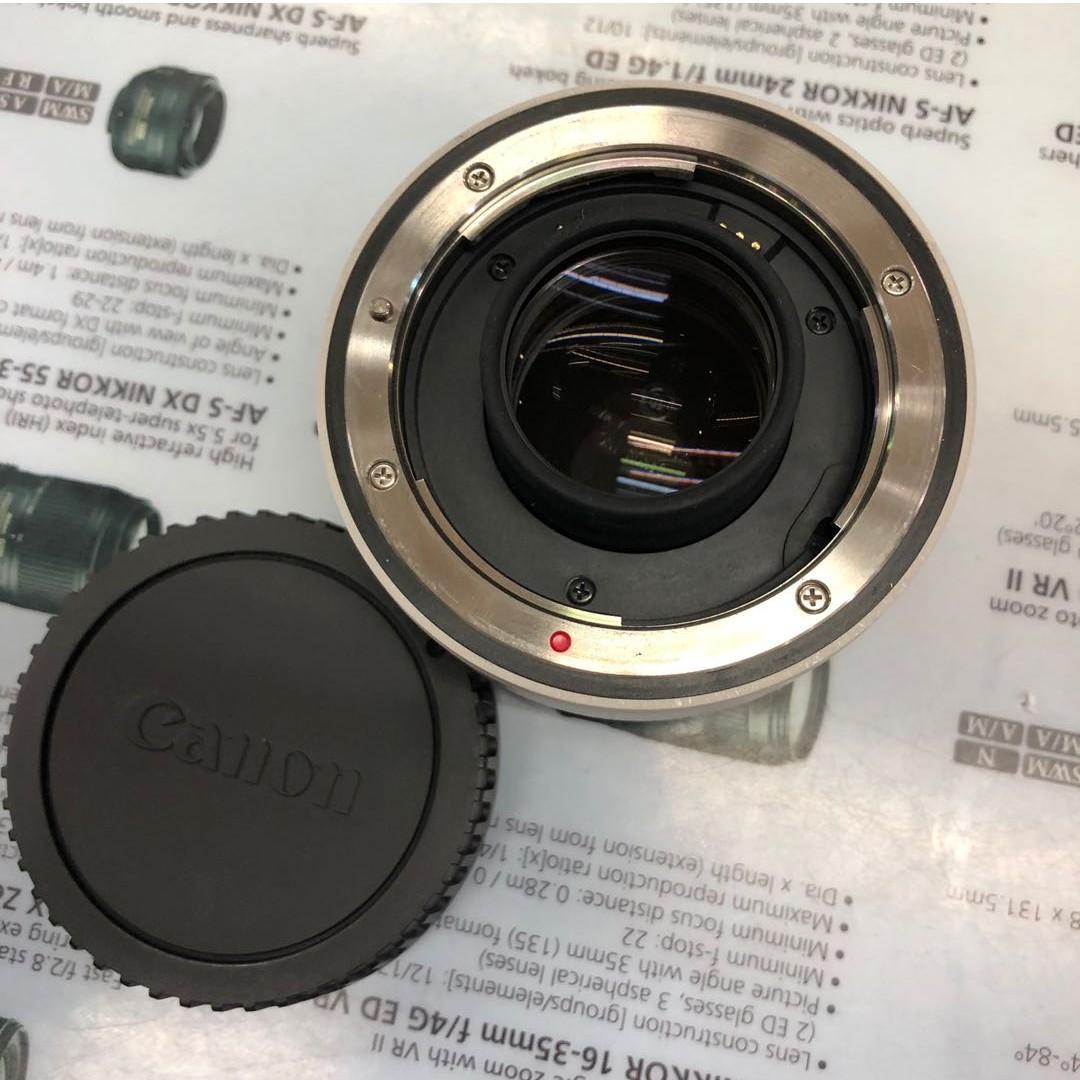 Canon EF 1.4X TC Mark III Teleconvertor