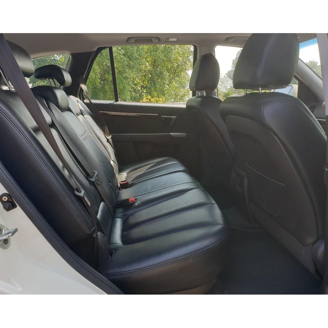 Cheapest Long Term Rental Hyundai Sante Fe 2.4A
