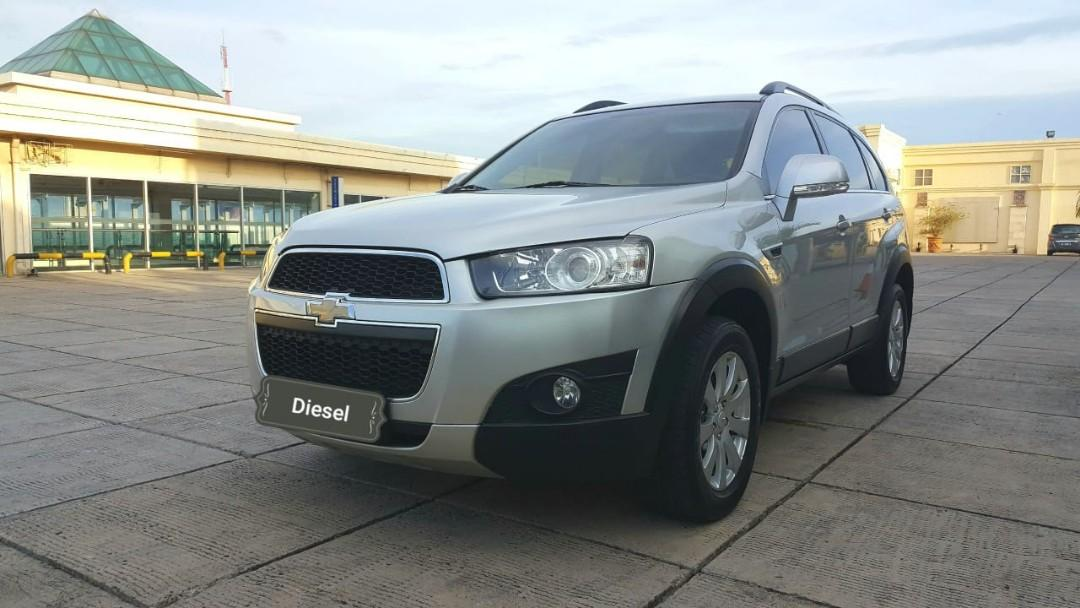 Chevrolet Captiva FL 2.0 At Diesel 2013 anhs 1.9 jt