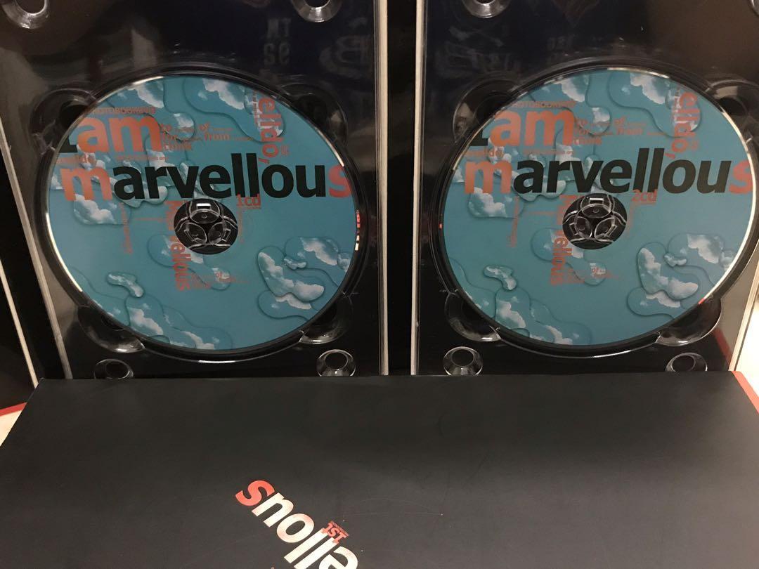 [EXO D.O]「AVELL DO」1st PHOTOOOK+DVD 'Marvellous' 2013
