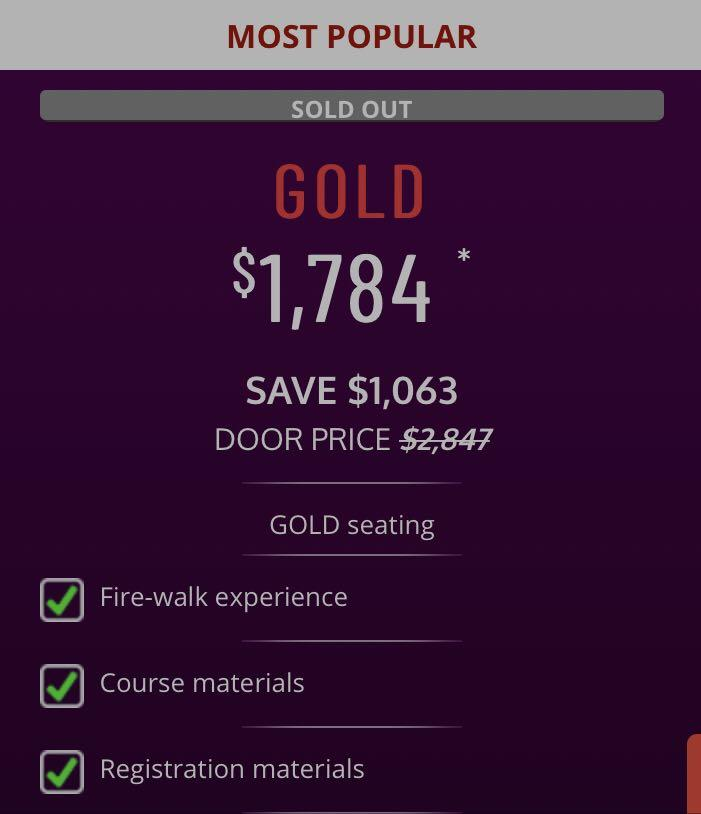 🎫 Gold Tickets - Unleash Your Power Within