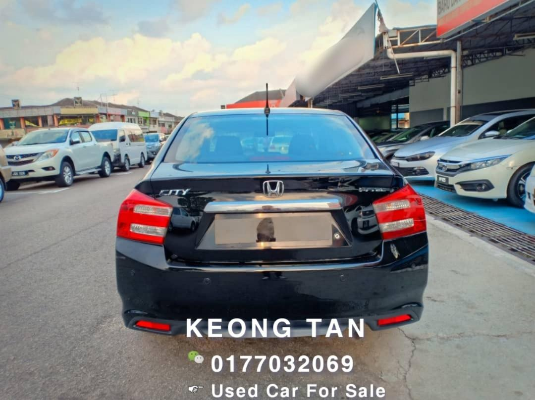 HONDA CITY 1.5AT E SpecIVTEC 2012TH🎉FACELIFT Cash OfferPrice💲Rm36,800 Only‼Lowest Price InJB‼