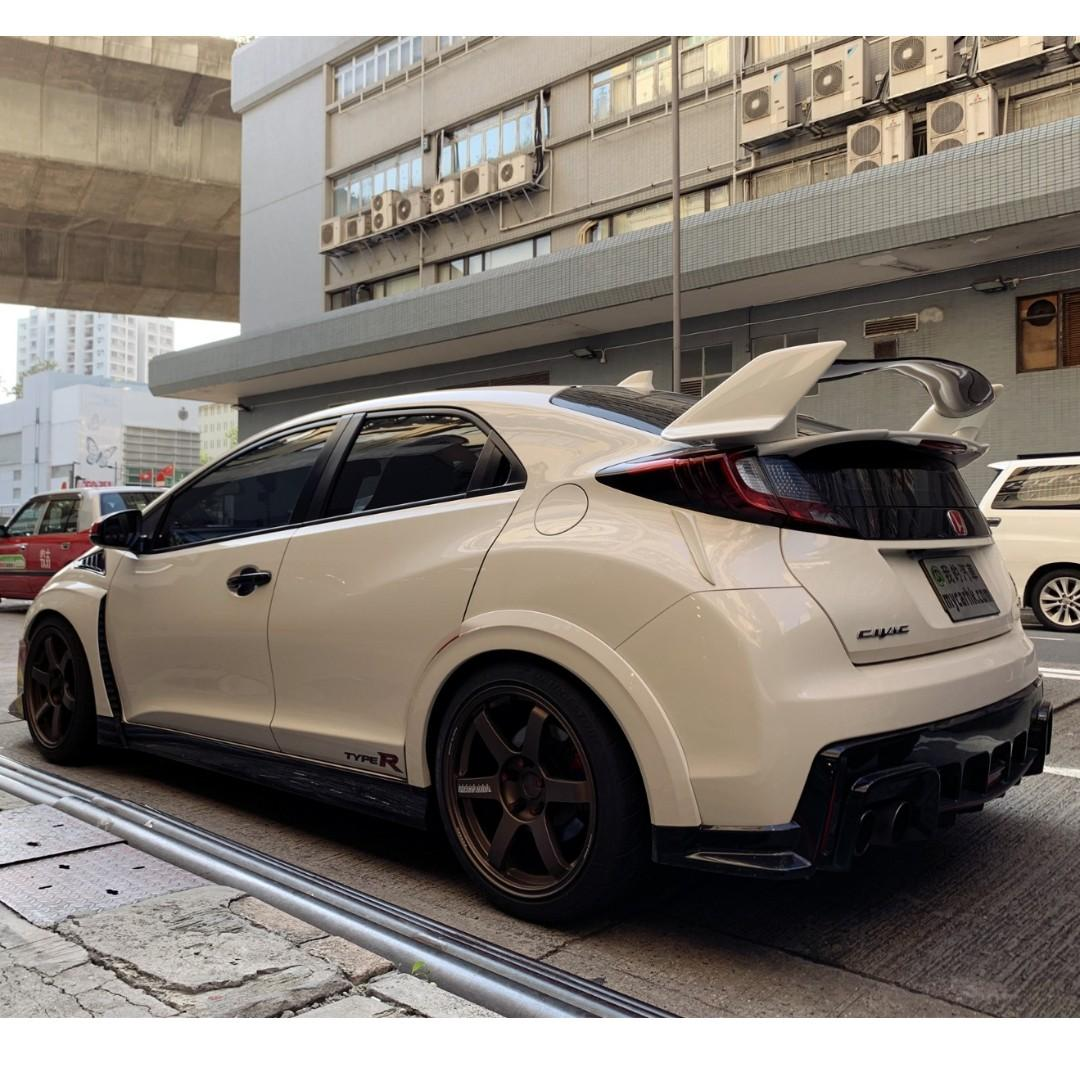 HONDA CIVIC TYPE-R FK2 2015