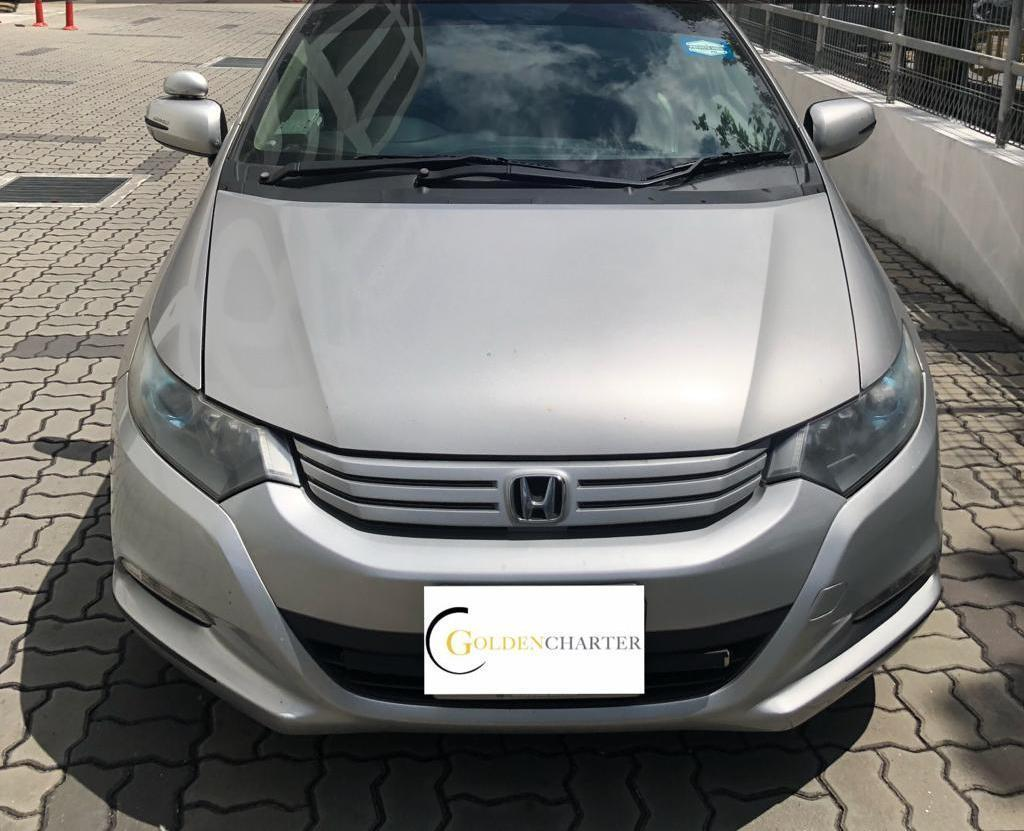 Honda Insight 1.3A Cheap Car Rental for GoJek Ryde Grab or Personal use