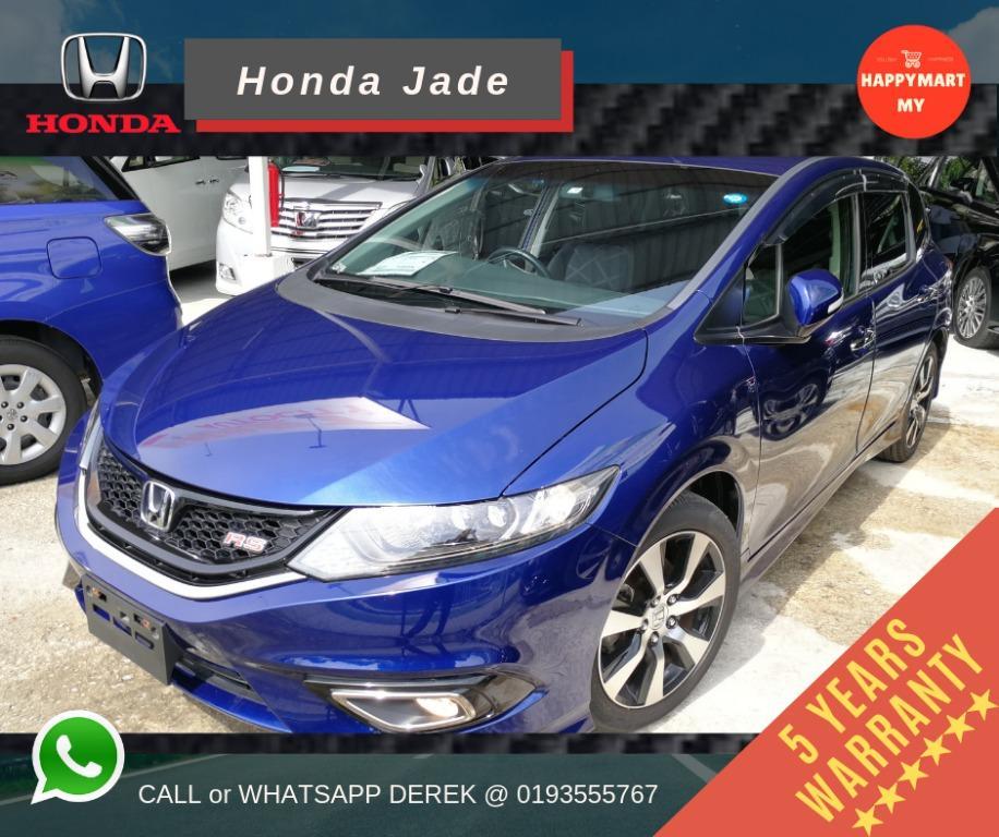 Honda Jade 1.5 RS VTEC Turbo (Unregistered Recond)
