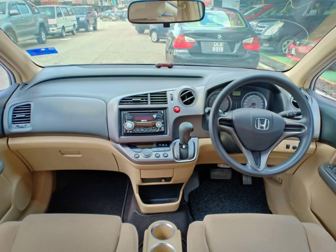 HONDA STREAM 1.8AT i-VTEC 2007TH 🎉Full Bodykit Rm42,500 Cash💲OfferPrice‼ LowestPrice InJB🎉Call📲 Keong🤗