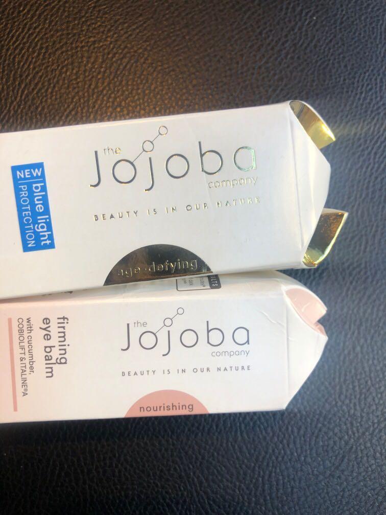 Jojoba Company Ultimate Day Cream + Firming Eye Balm
