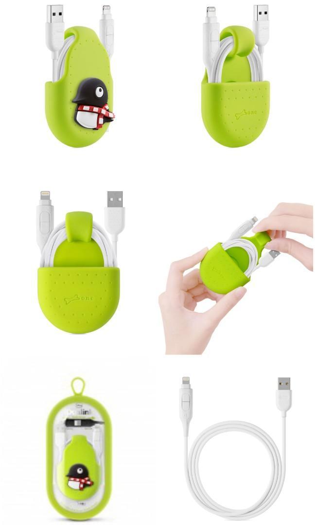 台灣品牌Marvel & 迪士尼授權正版USB iphone + micro 同埋Mickey 鎖匙iphone usb cable