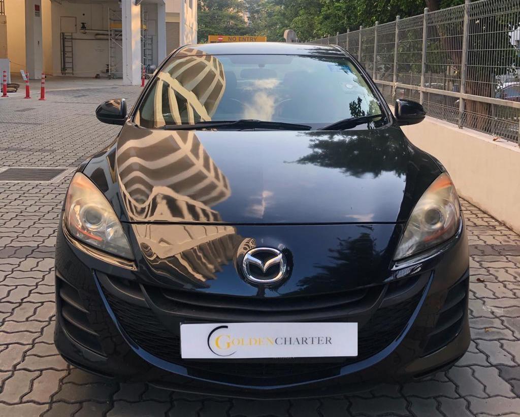 Mazda 3 1.6A *$165 after GoJek Rebate Cheapest Rental