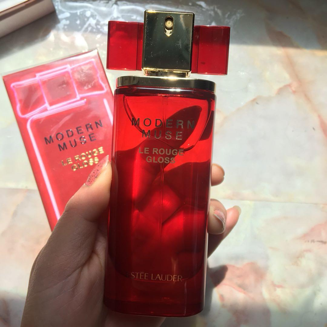 Modern Muse Le Rouge Gloss Perfume by Estee Lauder