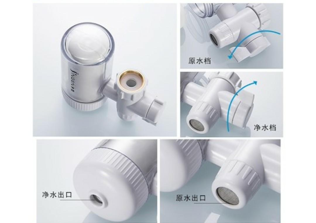 Promo Authentic JN-15 Water Purifier Tap Water Filter Ceramic Filters