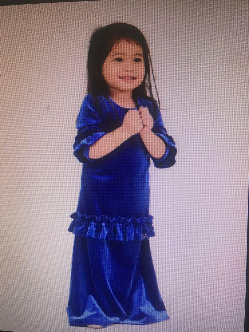 Ramona Kurung Kids Bella Ammara
