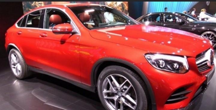 BRAND NEW MERCEDES GLC COUPE SUV WEDDING CAR with DRIVER- BE THE FIRST TO BOOK. ARRIVING IN END JUNE 2019. BOOK NOW AND BE THE FIRST TO HAVE THIS AS UR WEDDING CAR