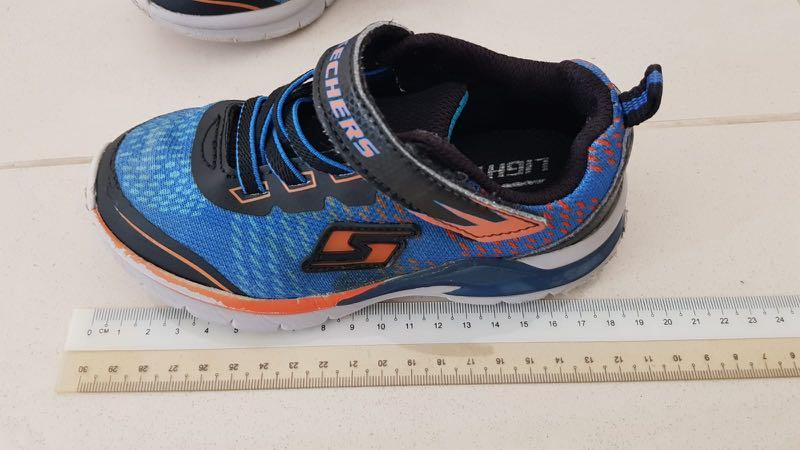 Sketcher light shoes