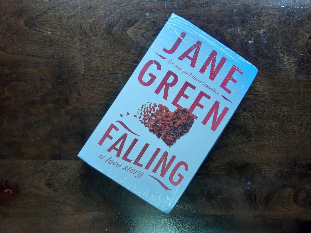 "SOFT BOUND/BRAND NEW/SEALED/BOOK FOR SALE! ""FALLING a love story"" author: Jane Green"