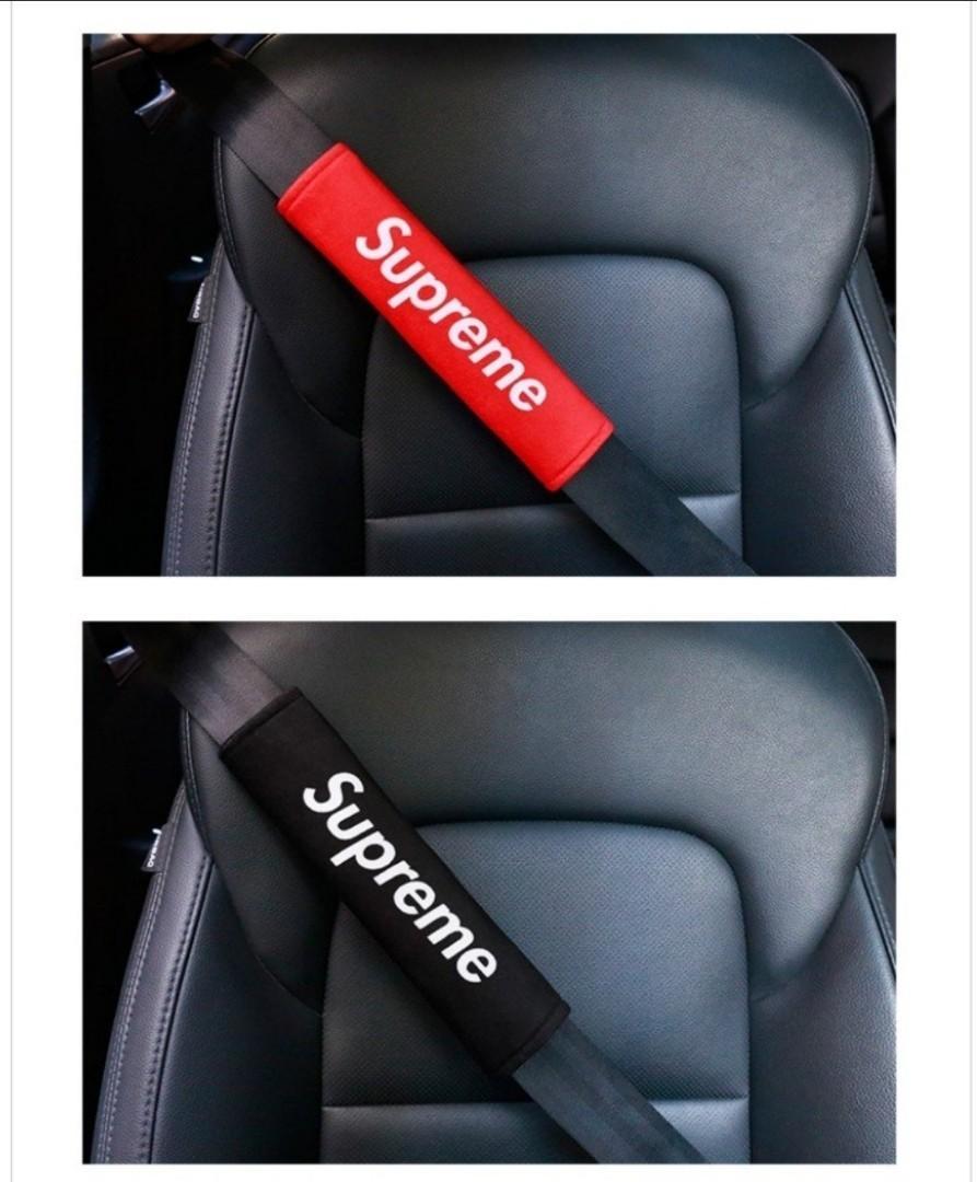 Supreme Seatbelt Cover