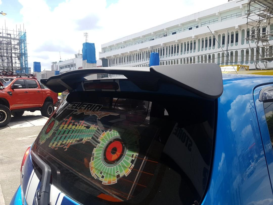 Suzuki Celerio Mugen Spoiler FREE Install, Car Parts & Accessories, Body Parts and Accessories
