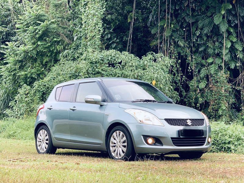 Suzuki Swift 1.4 GLX 5-Dr Auto