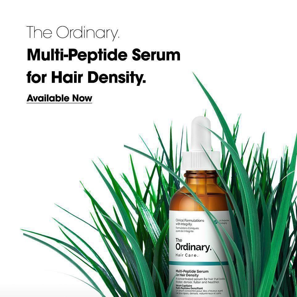 The Ordinary Multi Peptide Serum for Hair Density, Health