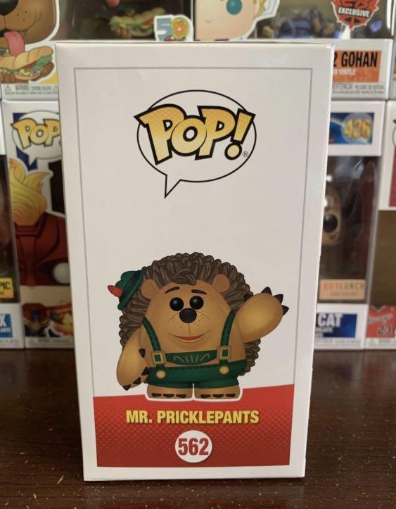 Toy Story Mr Pricklepants SDCC Exclusive Funko Pop