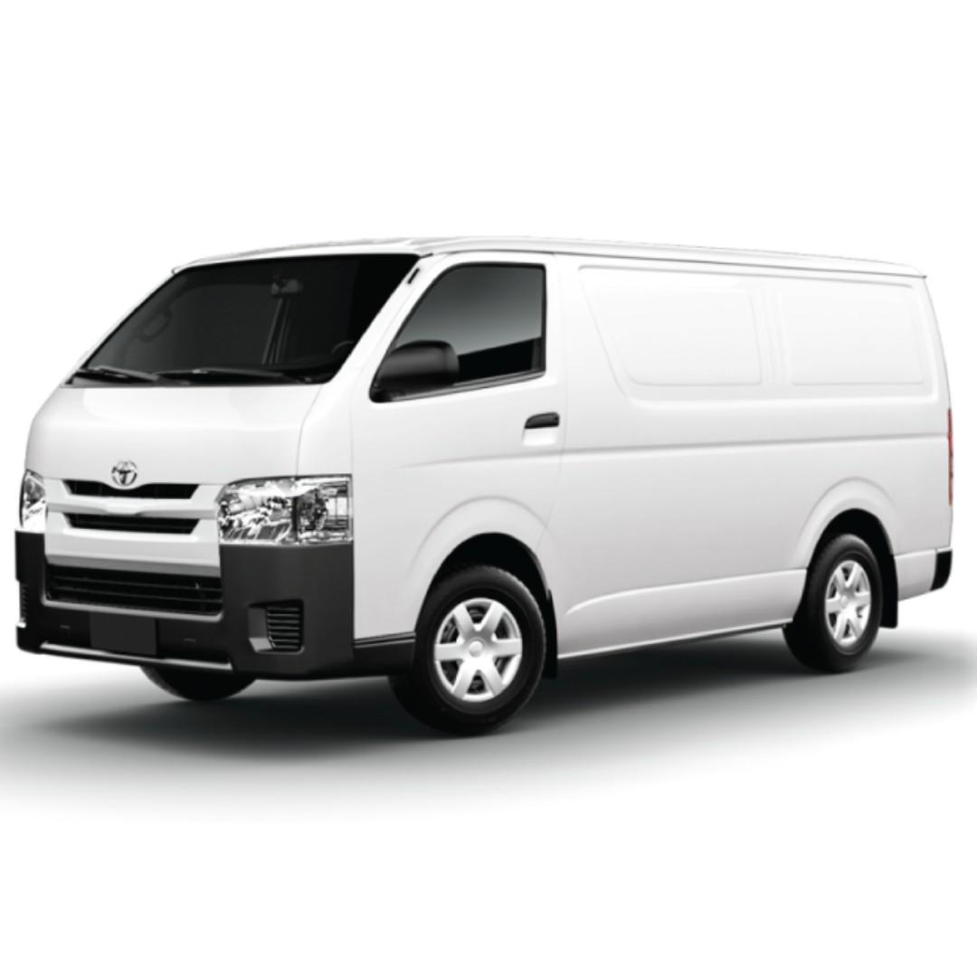 Toyota Hiace &Nissan NV350