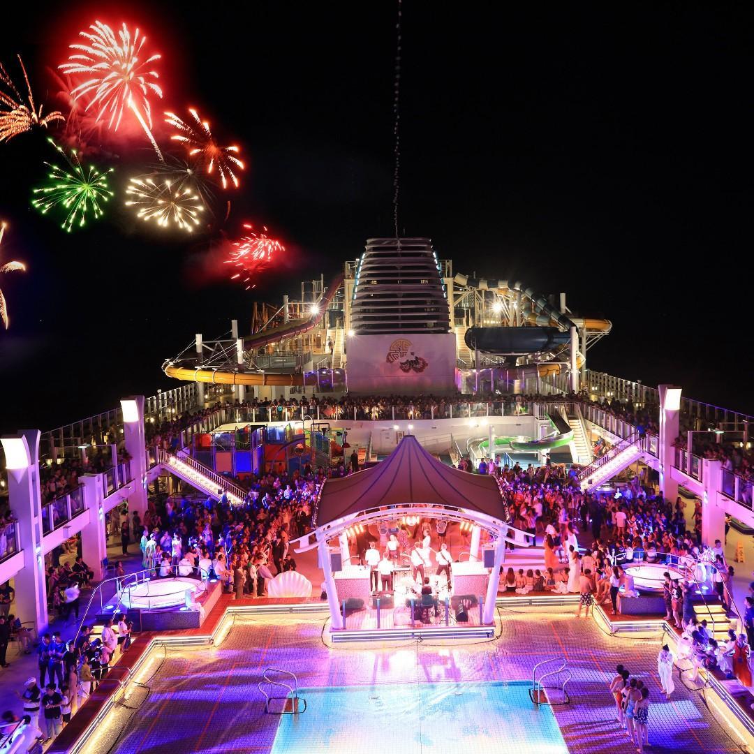 WTS Travel Dream Cruises 3N Melaka - Penang Cruise sailing on 15 Dec 2019
