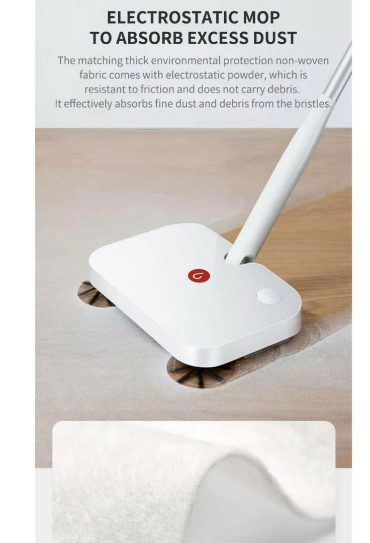 Xiaomi Yijie Wireless Handheld Sweeper YE01(Broom/Mop) Floor Cleaner