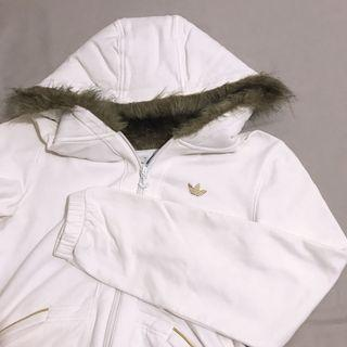 Adidas冬天外套