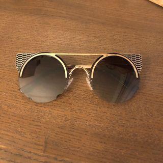 Bvlgari look-a-like sunglasses