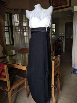 Elegant gown / dress