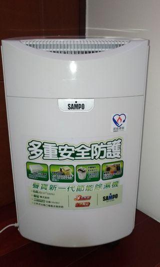 SAMPO聲寶6L微電腦除濕機 AD-1216N