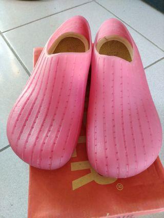 CAMPER 膠鞋 平底鞋 懶人鞋