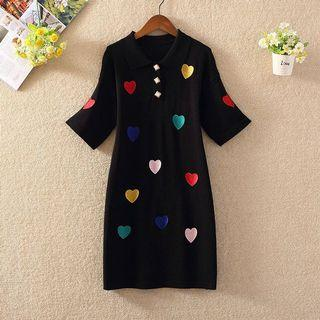 Polo dress (s-xl)