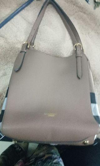 Handbag Burberry