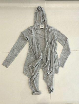 Cotton On hooded knitted cardigan