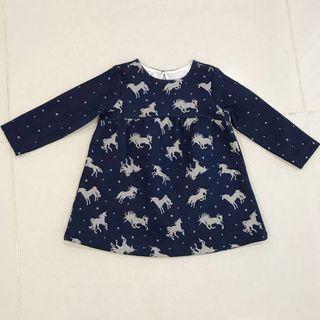 Zara Baby Unicorn Dress