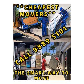 Mover lorry FREE Quotation and boxes