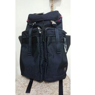 賣場唯一 全新正品 絕版 Porter 包 後背包 porter 背包(登山包 側背包 斜背包 肩背包 包包 tough tumi